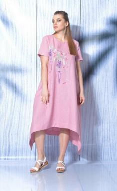 Dress MALI 419-017 roz