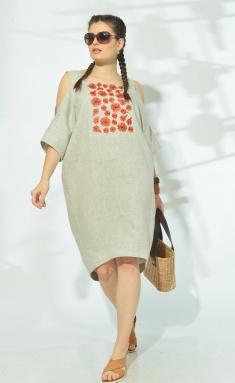 Dress MALI 419-026 nat