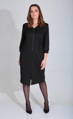 Dress MALI 420-104 chern