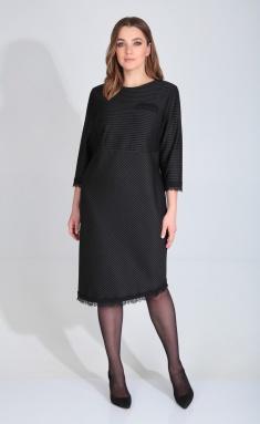 Dress MALI 420-105 chern
