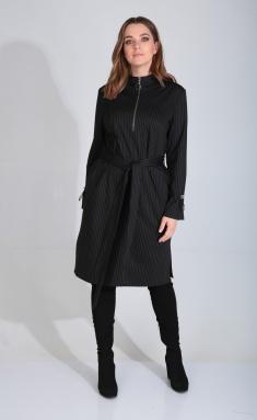 Dress MALI 420-106 chern