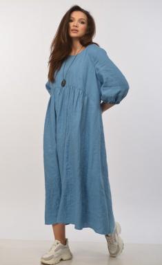 Dress MALI 421-017 goluboj