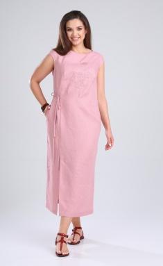 Dress MALI 421-019 rozovyj
