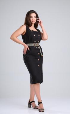 Dress MALI 421-030 chernyj