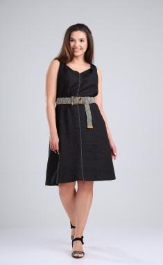 Dress MALI 421-062 chernyj