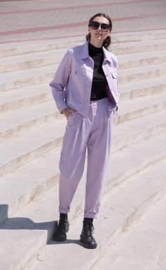 Trousers Prestige 4073/1 /170 lavanda