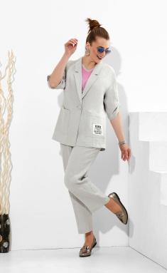 Suit Lissana 4273 roz