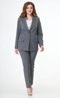 Suit Elite Moda 4293/2903 seryj