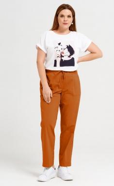 Trousers Panda 43060z terrakotovyj