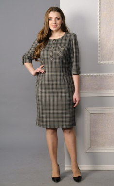 Dress Lady Style Classic 432-1