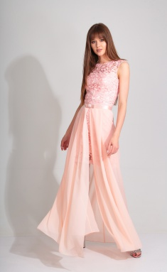 Dress Golden Valley 4377 sv.korall