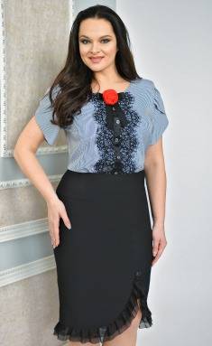 Blouse Solomeya Lux 453