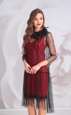 Dress Golden Valley 4528 cherno-kr