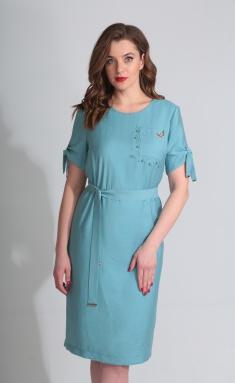 Dress Golden Valley 4565 lazurnyj