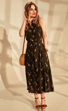 Dress Golden Valley 4581-1 zhirafy