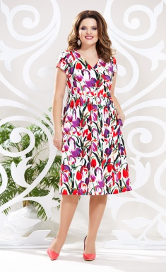 Dress Mira Fashion 4648-2