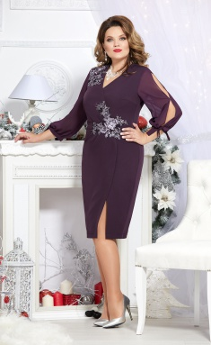 Dress Mira Fashion 4659-4 bord