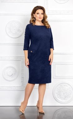Dress Mira Fashion 4676-2 sin