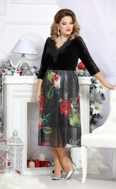 Dress Mira Fashion 4686