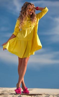 Dress Golden Valley 4724 zhelt