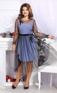Dress Mira Fashion 4724 gol