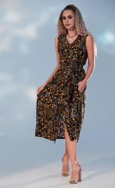 Dress Golden Valley 4736 chern