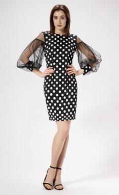 Dress Panda 473980 cherno-bel