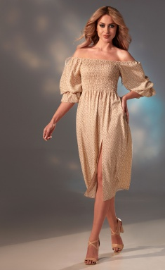 Dress Golden Valley 4746 bezh