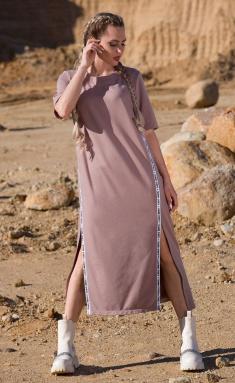 Dress Golden Valley 4755 korichn