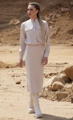 Dress Golden Valley 4777 bezh