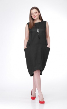 Dress MALI 0480 chern
