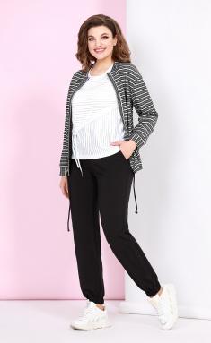 Suit Mira Fashion 4904 chern