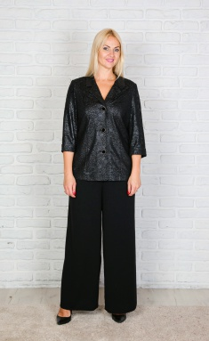 Trousers Avila 0674 chern