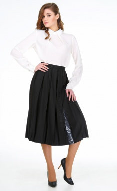 Skirt Golden Valley 5023 chern