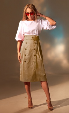 Skirt Golden Valley 5041-1 bezh