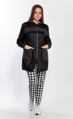 Jacket Belinga 5113 chernyj