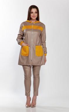 Jacket Belinga 5113 kapuchino