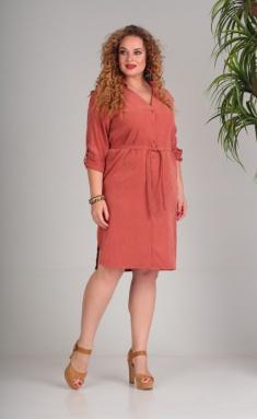 Dress SandyNA 13684 terrakot