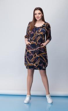 Dress Anna Majewska M-536 Chicago