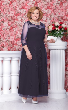 Dress Ninele 5501+ sinij