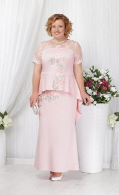 Dress Ninele 5536 pudr