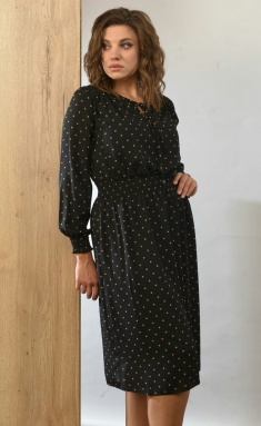 Dress Angelina Design Studio 0563 ryzhij gorox
