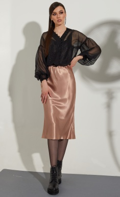 Skirt Golden Valley 56472 kapuchino