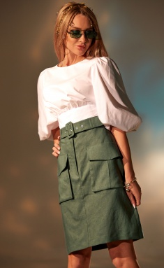 Skirt Golden Valley 56483 zel