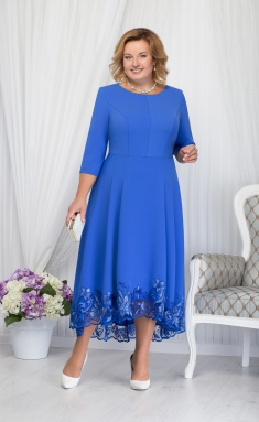 Dress Ninele 5660 vasilek