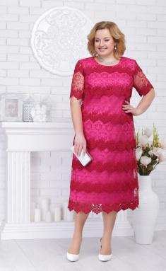 Dress Ninele 5697 vinnyj + mal