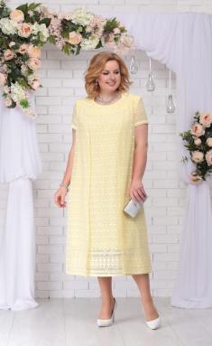 Dress Ninele 5720 zhelt