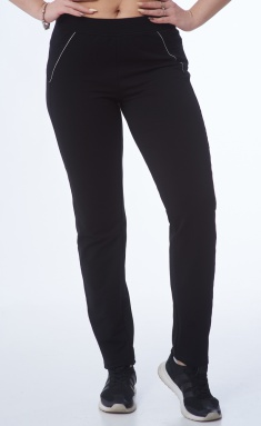 Trousers FORMAT 5746 chern
