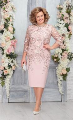 Dress Ninele 5753 pudr