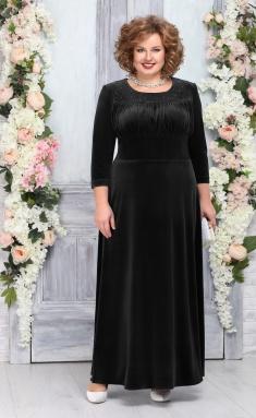 Dress Ninele 5754 chern